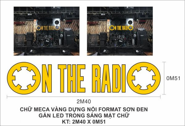 a 600x411 - On The Radio Pub_35 Thái Phiên https://www.foody.vn/da-nang/on-the-radio-pub